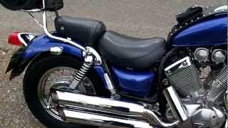 Yamaha Virago 535 Sound In HD