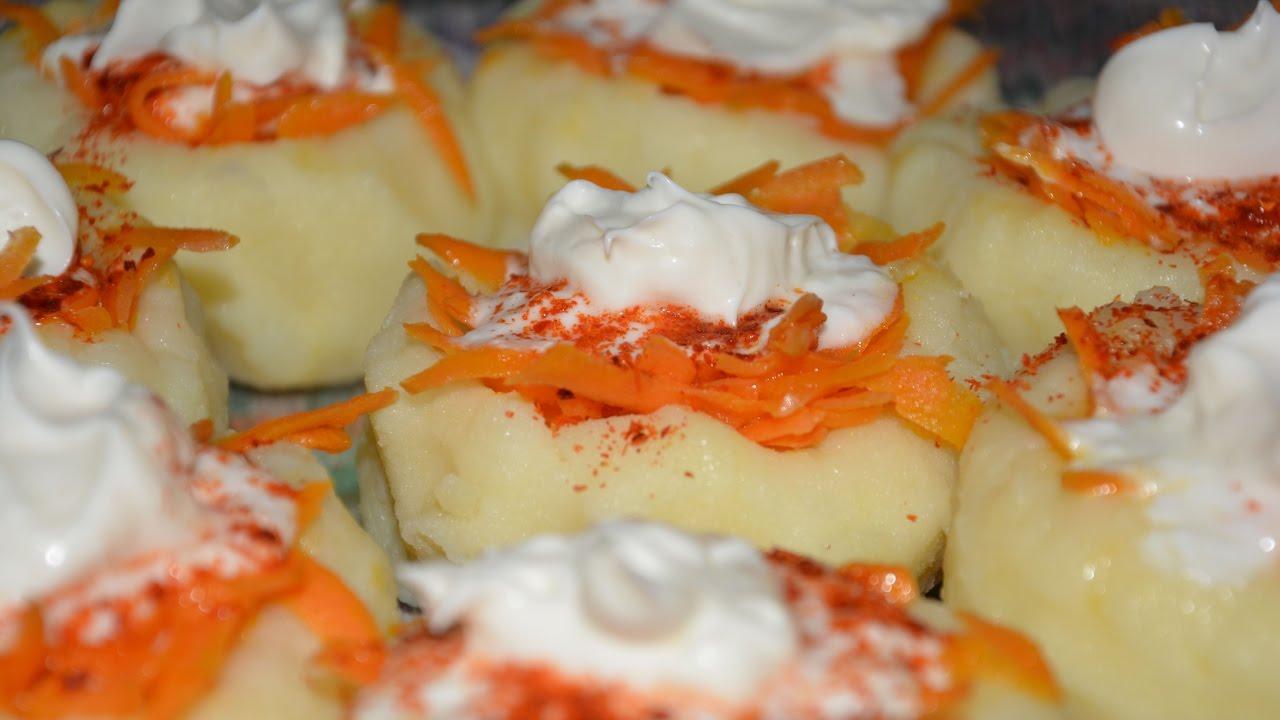Havuçlu Patates Yuvası Tarifi – Salata Tarifleri