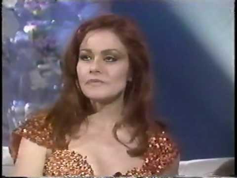 Mexican actress Maria Sorte, TV SHOW Veronica Castro - 1991
