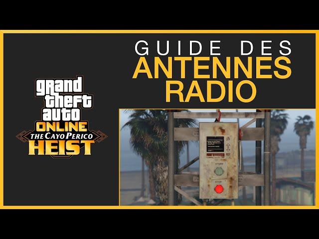 [Guide] Emplacements des antennes radio Still Slipping Los Santos - GTA Online