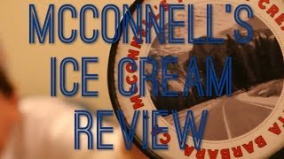 McConnell's Fine Ice Creams Eureka Lemon and Marionberries Review