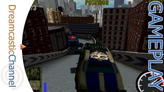 Demolition Racer: No Exit Gameplay (Dreamcast) HD@60fps