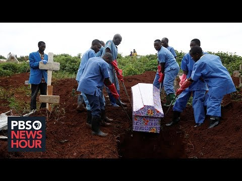 Congo's Ebola crisis threatens to spiral out of control