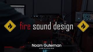 #15 Fire (Sound Design with the Modular)