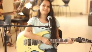 Sochna Sake Airlift Guitar cover by Trisha (rock on)