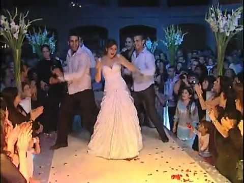 Современная еврейская свадьба