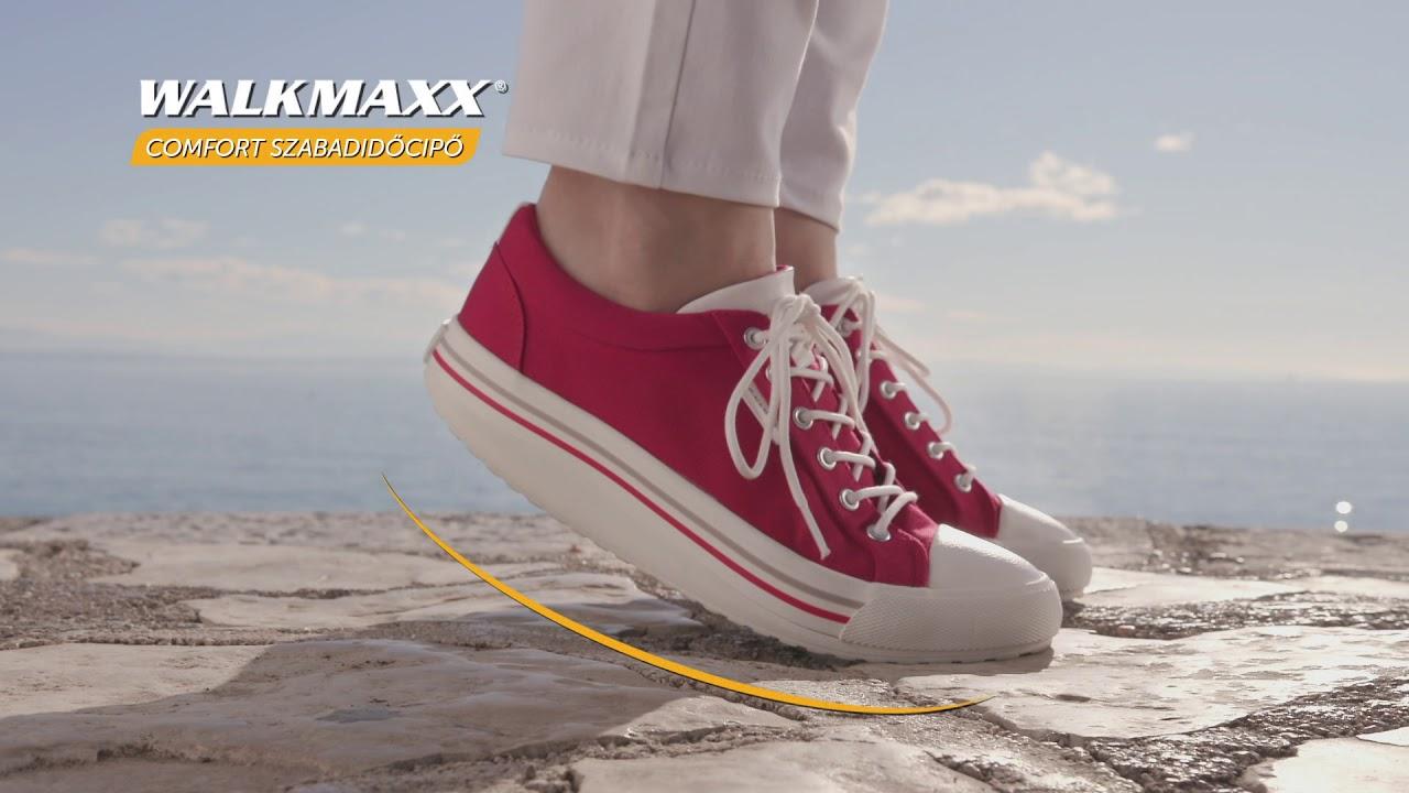 Walkmaxx Comfort Szabadidőcipő 3.0 - YouTube cc4627d283c
