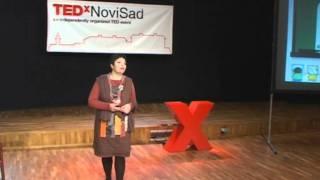 Računar - nova školska tabla: Nada Purtić i Ljiljana Jovanović at TEDxNoviSad