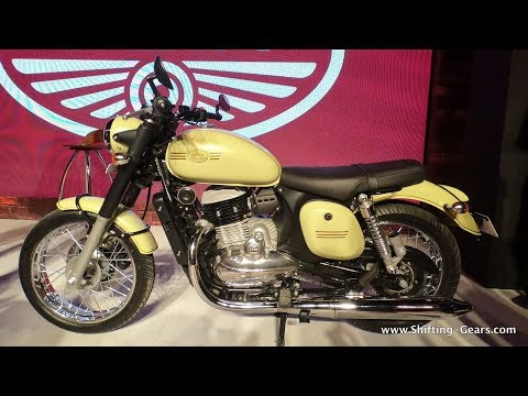 2018 Jawa Motorcycles Forty Two - Modern Classic