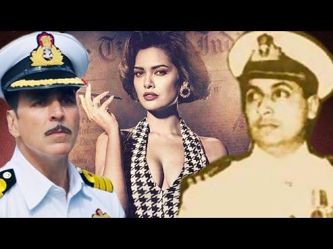 Real Life story of Rustom | K. M. Nanavati | Akshay Kumar | Biography