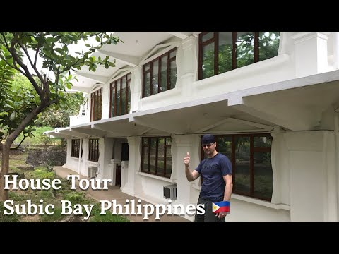 House Tour Subic Bay Philippines