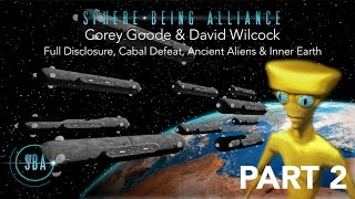 Disclosure, Cabal's Defeat, Ancient Aliens & Inner Earth - Corey Goode & David Wilcock CLE 2017 thumbnail