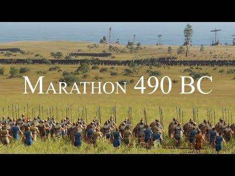 Battle of Marathon 490 BC