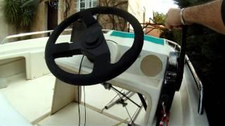 Moteur bateau Suzuki 4 temps 30 cv