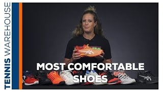 TW Learning Center: Most Comfortable Tennis Shoes 2018