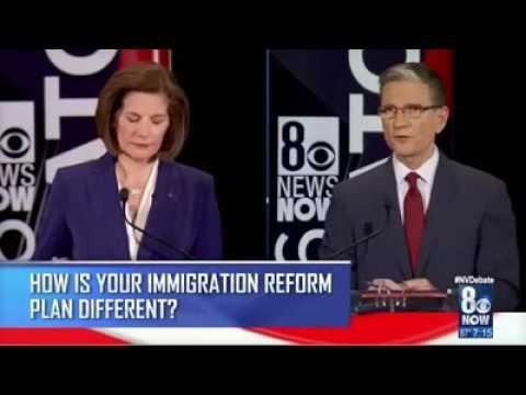 Dr. Heck Talks Immigration Reform | Dr. Joe Heck for U.S. Senate