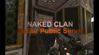 [Point Blank] NAKED Clan MaBar Public Server - Full Gameplay [1080p]
