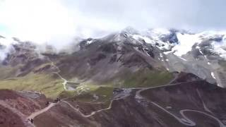 Grossglockner: on the highest point