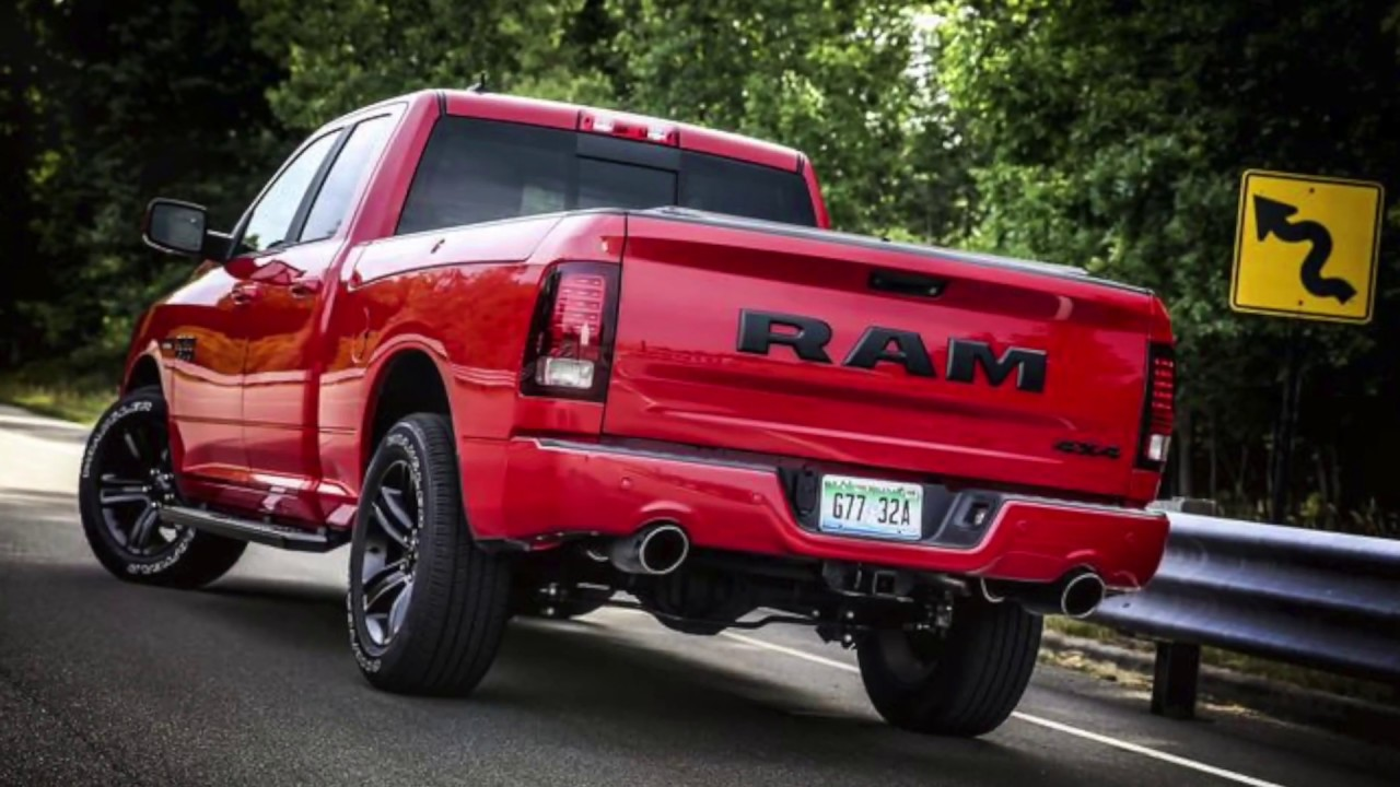 2017 ram 1500 night with mopar accessories steve landers chrysler dodge jeep ram youtube. Black Bedroom Furniture Sets. Home Design Ideas