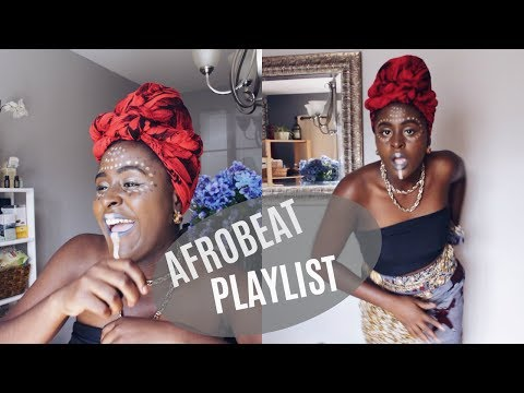 Dancing To My Favorite Afrobeat Songs | Nigerian, South African Songs