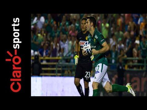León Vs Morelia Por Claro Sports Youtube