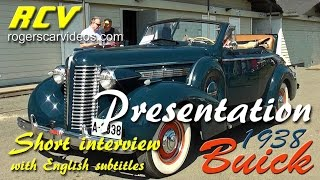 1938 Buick Presentation