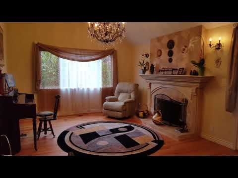 Original self-recorded video - Living room