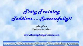 Ways To Potty Training Toddlers Successfully?...