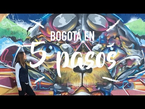 La capital de Colombia a través del arte - BUEN VIAJE a Bogotá