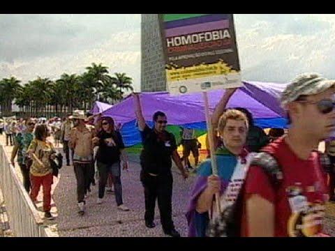 Brasil lidera ranking mundial de crimes contra população LGBTI