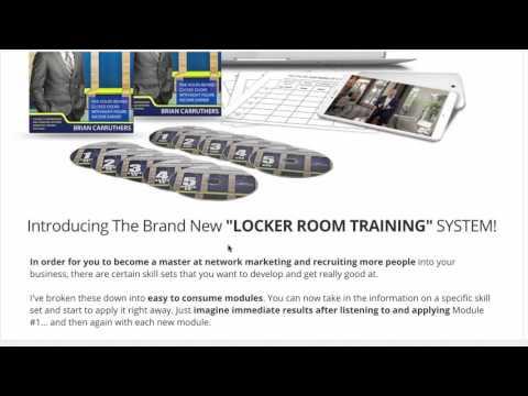 Brian Carruthers Locker Room Training Best Bonus