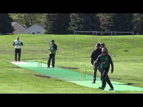 Villa Park Batting vs Karachi Stars - Part 1 - Live Game (2017 APL Day T30)