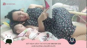 Mẹ dịu dàng đọc sách Ehon cùng bé Min Min