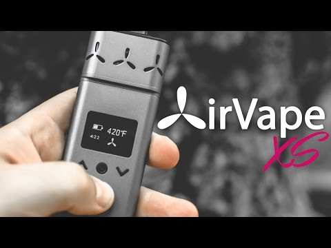 AirVape XS – Unboxing & How To