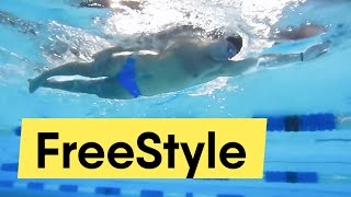 FREESTYLE SWIMMING: HOW TO GET BEST TECHNIQUE