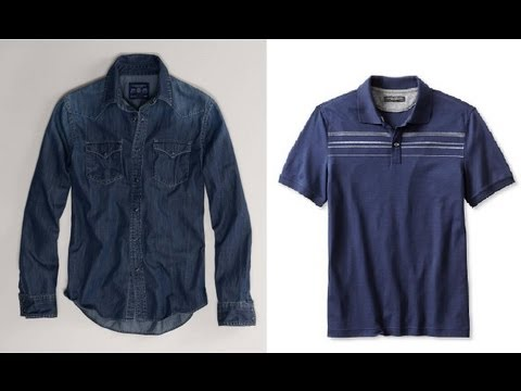 Banana Republic, American Eagle, FCUK Clothing Haul For Men - Quick Review | How To