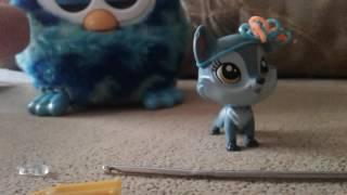 Как сделать серёжки для Furby Boom