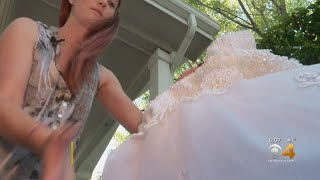 Colorado Woman Reunited With Her Wedding Dress