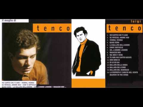 Luigi Tenco: Il meglio di Luigi Tenco - 2005