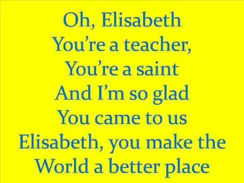 Elisabeth By Billy Gilman