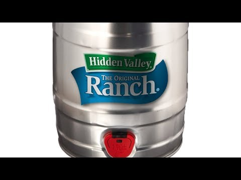 Dana McKenzie - Hidden Valley Selling a Christmas Stocking Filled with Ranch