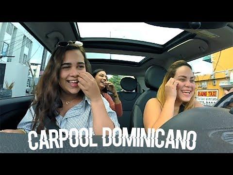 CARPOOL KARAOKE DOMINCANO | Renata Piantini