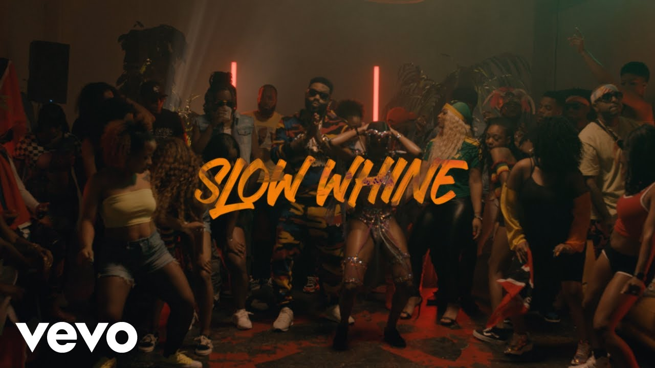 DJ Kash, Demarco, YFN Lucci - Slow Whine
