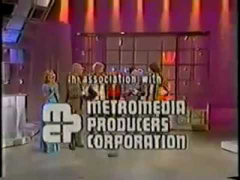 A Ralph Edwards Production, Metromedia Producers Corporation 1978