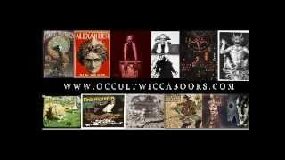 Wicca Books-Occult Books-Witchcraft Books-Magick Books- http://www.occultwiccabooks.com
