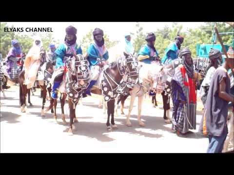 Hawan sallah na Dutse Jigawa State Nigeria