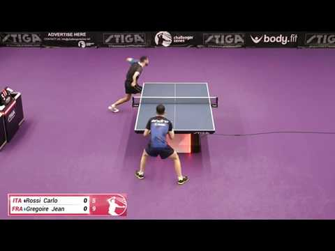 Carlo Rossi Vs Gregoire Jean (Challenger Series January 20th 2020 Group Match)