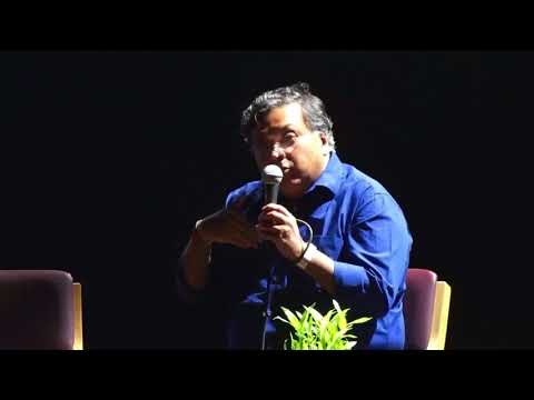 FLO Jaipur presents Devdutt Pattaniak & Anil Srinivasan on Love, Power & Possession;
