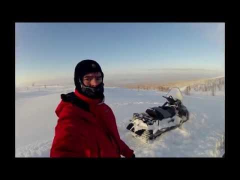 #4 Тайга Барс 850. Покатушка выходного дня на Приполярный Урал.