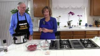 Dad's Favorite Beef Stew: How to Make An Easy, Healthy Delicious Crockpot Beef Stew Recipe!